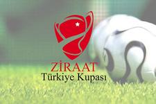 Türkiye Kupası'nda 1. tur kuraları çekildi
