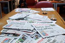 18 Ağustos 2017 Cuma gazete manşetleri