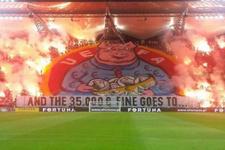 Legia Varşova taraftarı bu kez cezayı kendileri açıkladı!