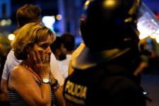 Barselona polisinden Türklere teşekkür
