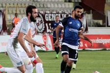 Elazığ'da 7 gollü muhteşem maç
