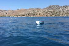 Marmaris'te tekne battı son dakika haberi
