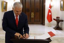 Yüksek Askeri Şura üyeleri 2017 tek tek imzaladılar