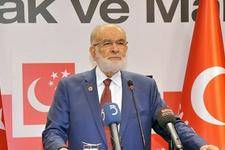 Saadet Partisi Başkanı: Hakikaten şaşırıyorum