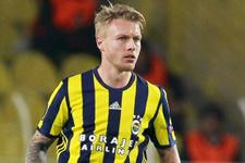 Kjaer'den Fenerbahçe'ye veda mesajı