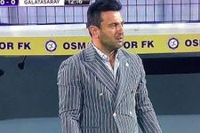 Bülent Uygun o ceketle sosyal medyayı salladı