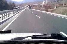 170 km hız ile asfalt ağlatan Toros