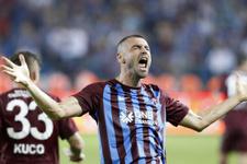 Burak Yılmaz'dan Fenerbahçe'ye gözdağı