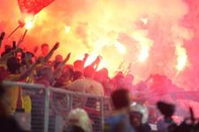 Eskişehirspor-Göztepe maçında bir skandal daha