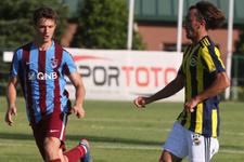 Günün ilk derbisini Fenerbahçe kazandı