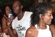 Bolt bir gecede 30 bin lira harcadı