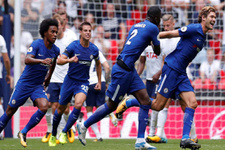 Chelsea'den son dakika zaferi