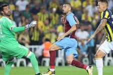 Burak Yılmaz'ın Fenerbahçe'ye attığı golde FB TV