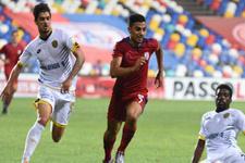 İzmir'deki maçta puanlar paylaşıldı