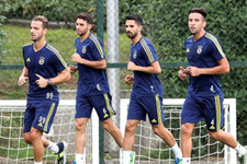 Fenerbahçe'de Vardar hazırlıkları başladı