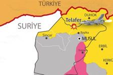Telafer operasyonu son durum 5 köy kurtarıldı