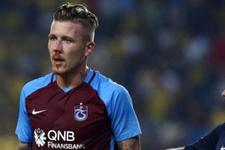 Trabzonspor yeni transferinde kırık!