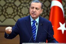 Erdoğan'dan çok sert sözler! Her tarafı mezar ederiz