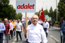 CHP'nin Adalet Kurultayı'nda alkol yasak!