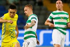 Astana kazandı Celtic tur atladı