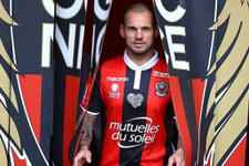 Wesley Sneijder Şampiyonlar Ligi'ne veda etti