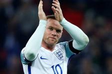 Wayne Rooney İngiltere Milli Takımı'nı bıraktı