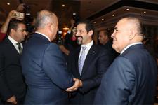 Bakan Çavuşoğlu Irak'ta Talabani ile görüştü