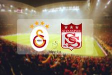 Galatasaray - Sivasspor maçı saat kaçta?