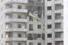 Mersin'de inşaattan düşen 2 işçi öldü