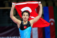 Evin Demirhan'dan bronz madalya!