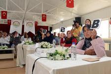 Kadın Çiftçiler Yarışması Korkuteli'den start aldı