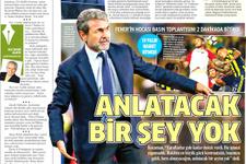 Günün spor gazete manşetleri! 25 Ağustos 2017
