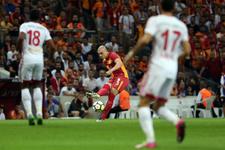 Galatasaray-Sivasspor maçı golleri ve geniş özeti