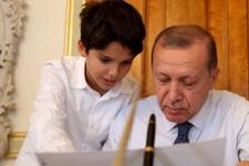 Erdoğan: Mesai arkadaşım Ömer Tayyip