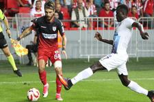 Adana Demirspor Samsun'u tek golle yıktı