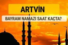 Artvin Kurban bayramı namazı saati - 2017