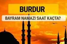 Burdur Kurban bayramı namazı saati - 2017