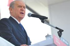 MHP lideri Bahçeli'den Malazgirt mesajı