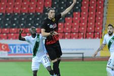 Eskişehirspor evinde 1 puanla yetindi