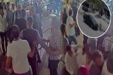 Anadolu Adalet Sarayı'ndaki kavga ve cinayet anı kamerada!