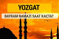Yozgat Kurban bayramı namazı saati - 2017