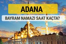 Adana bayram namazı saat kaçta 2 rekat nasıl kılınır?