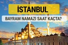 İstanbul bayram namazı saat kaçta 2 rekat nasıl kılınır?