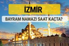 İzmir bayram namazı saat kaçta 2 rekat nasıl kılınır?