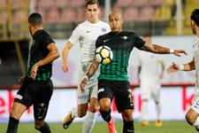 Akhisar Belediyespor Kasımpaşa maçı sonucu ve özeti
