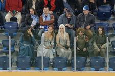 Game of Thrones Zenit tribünlerine kışı getirdi