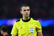 Türkiye-Hırvatistan maçına Macar hakem