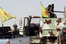 PYD Rakka'da yağmaladı çatışma çıktı ABD zırhlıları devrede