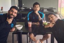 Arda Turan'dan Neymar'a veda mesajı