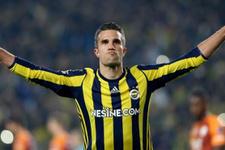 İşte Fenerbahçe'de Van Persie gerçeği